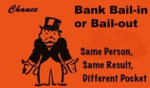 Bank Bailout or Bail-In?